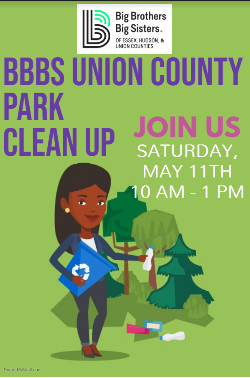 Union County Park Cleanup Image